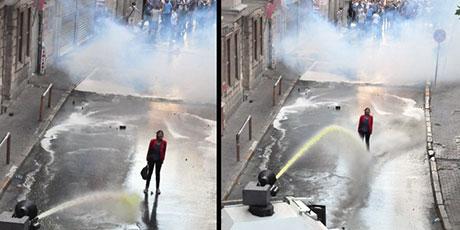 Fotoğraflarla Gezi Park'ı eylemi galerisi resim 21
