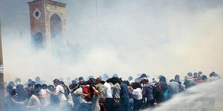 Fotoğraflarla Gezi Park'ı eylemi galerisi resim 24