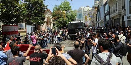 Fotoğraflarla Gezi Park'ı eylemi galerisi resim 25
