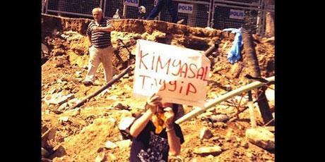 Fotoğraflarla Gezi Park'ı eylemi galerisi resim 29