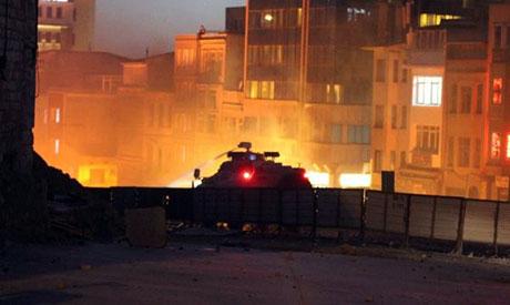 Fotoğraflarla Gezi Park'ı eylemi galerisi resim 3