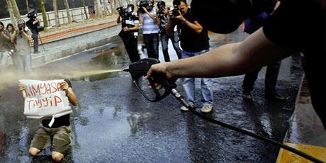 Fotoğraflarla Gezi Park'ı eylemi galerisi resim 30
