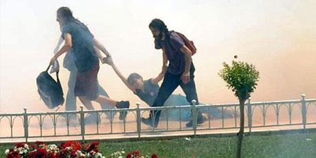 Fotoğraflarla Gezi Park'ı eylemi galerisi resim 31