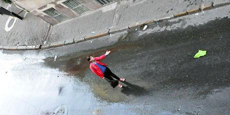 Fotoğraflarla Gezi Park'ı eylemi galerisi resim 33