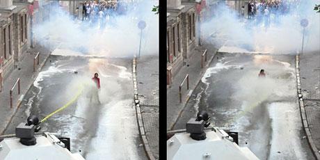 Fotoğraflarla Gezi Park'ı eylemi galerisi resim 35