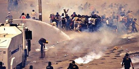 Fotoğraflarla Gezi Park'ı eylemi galerisi resim 36