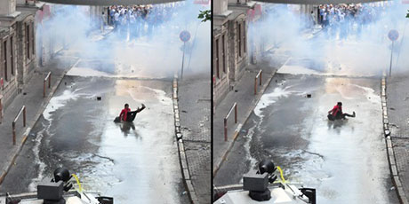 Fotoğraflarla Gezi Park'ı eylemi galerisi resim 37