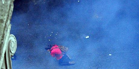 Fotoğraflarla Gezi Park'ı eylemi galerisi resim 42