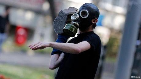 Fotoğraflarla Gezi Park'ı eylemi galerisi resim 45