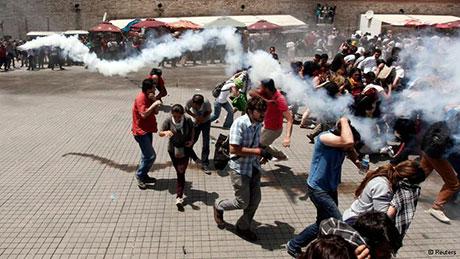 Fotoğraflarla Gezi Park'ı eylemi galerisi resim 46
