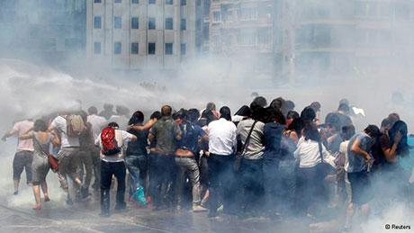 Fotoğraflarla Gezi Park'ı eylemi galerisi resim 47
