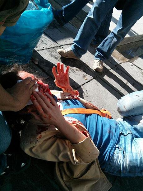 Fotoğraflarla Gezi Park'ı eylemi galerisi resim 55