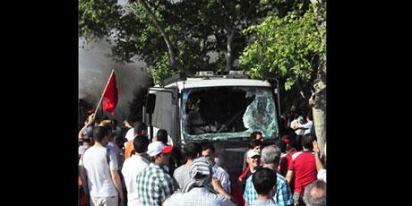 Fotoğraflarla Gezi Park'ı eylemi galerisi resim 61