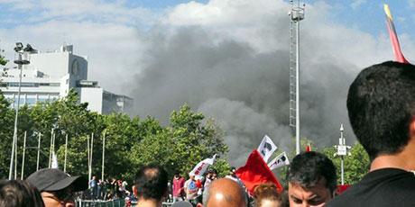 Fotoğraflarla Gezi Park'ı eylemi galerisi resim 64
