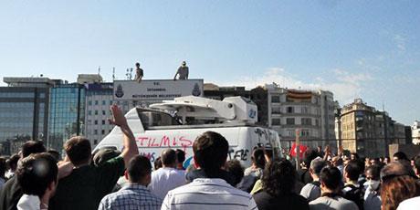 Fotoğraflarla Gezi Park'ı eylemi galerisi resim 68