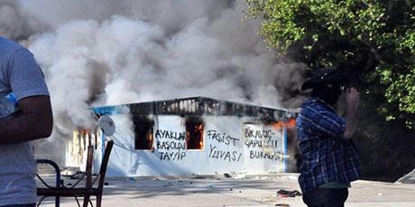 Fotoğraflarla Gezi Park'ı eylemi galerisi resim 69