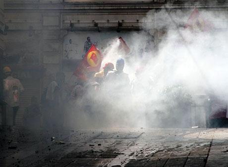 Fotoğraflarla Gezi Park'ı eylemi galerisi resim 72