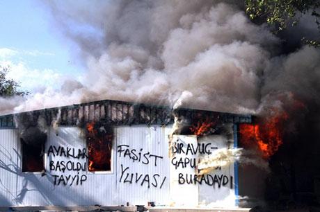 Fotoğraflarla Gezi Park'ı eylemi galerisi resim 74