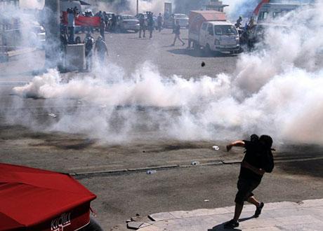 Fotoğraflarla Gezi Park'ı eylemi galerisi resim 75