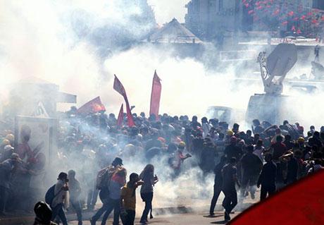 Fotoğraflarla Gezi Park'ı eylemi galerisi resim 77