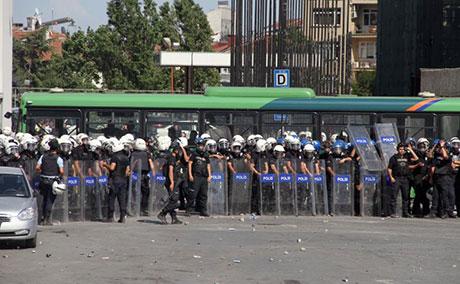 Fotoğraflarla Gezi Park'ı eylemi galerisi resim 79
