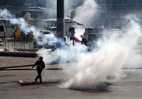 Fotoğraflarla Gezi Park'ı eylemi galerisi resim 80