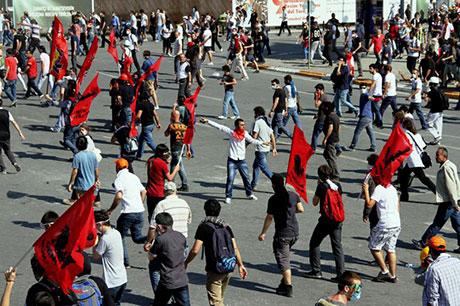 Fotoğraflarla Gezi Park'ı eylemi galerisi resim 82