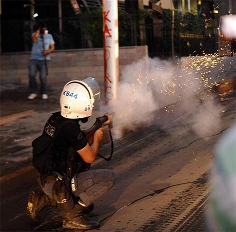 Fotoğraflarla Gezi Park'ı eylemi galerisi resim 85