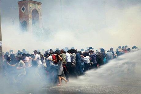 Fotoğraflarla Gezi Park'ı eylemi galerisi resim 86