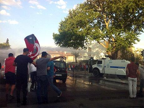 Fotoğraflarla Gezi Park'ı eylemi galerisi resim 89