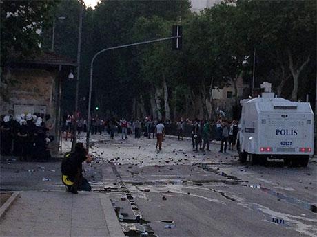 Fotoğraflarla Gezi Park'ı eylemi galerisi resim 90