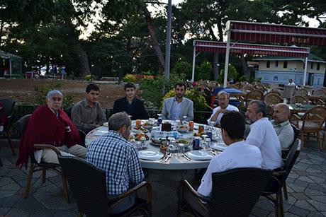 Nûbihar'ın iftar yemeğine büyük ilgi galerisi resim 16