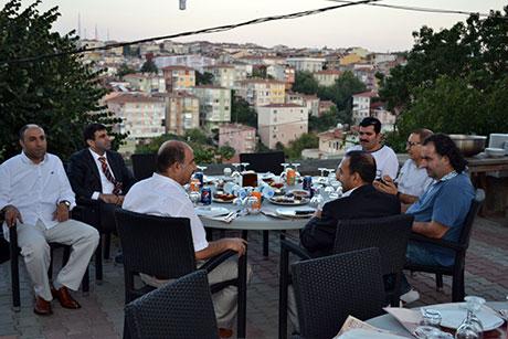 Nûbihar'ın iftar yemeğine büyük ilgi galerisi resim 20