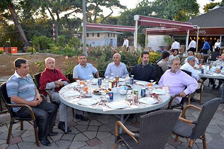 Nûbihar'ın iftar yemeğine büyük ilgi galerisi resim 3