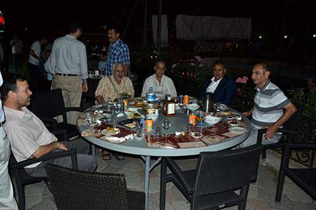 Nûbihar'ın iftar yemeğine büyük ilgi galerisi resim 48