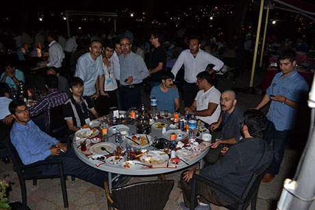 Nûbihar'ın iftar yemeğine büyük ilgi galerisi resim 49