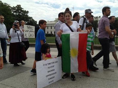 Beyaz Saray'da Kürdistan sesleri galerisi resim 1