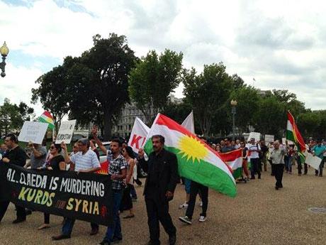 Beyaz Saray'da Kürdistan sesleri galerisi resim 11