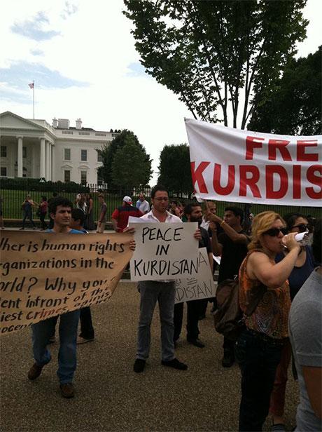 Beyaz Saray'da Kürdistan sesleri galerisi resim 17