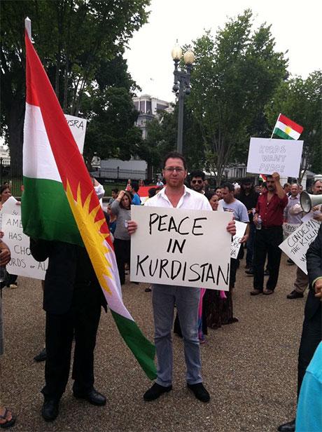 Beyaz Saray'da Kürdistan sesleri galerisi resim 20