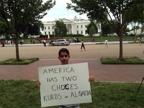 Beyaz Saray'da Kürdistan sesleri galerisi resim 21
