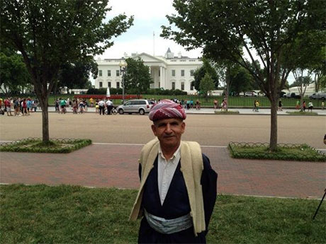 Beyaz Saray'da Kürdistan sesleri galerisi resim 22