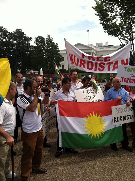 Beyaz Saray'da Kürdistan sesleri galerisi resim 23