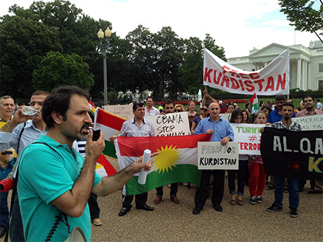 Beyaz Saray'da Kürdistan sesleri galerisi resim 24