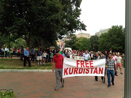 Beyaz Saray'da Kürdistan sesleri galerisi resim 27