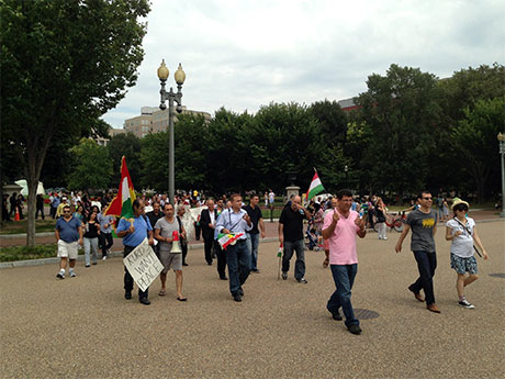Beyaz Saray'da Kürdistan sesleri galerisi resim 28