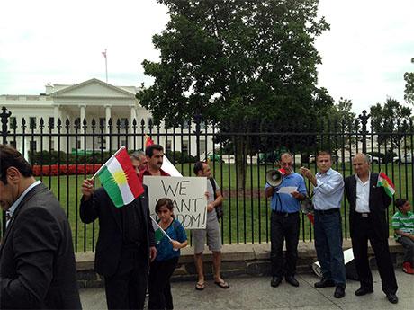 Beyaz Saray'da Kürdistan sesleri galerisi resim 33