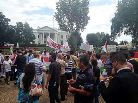 Beyaz Saray'da Kürdistan sesleri galerisi resim 8