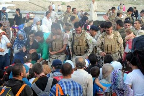 Rojava'dan Kaçış... galerisi resim 10