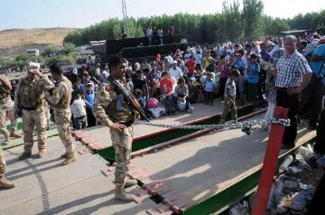 Rojava'dan Kaçış... galerisi resim 11